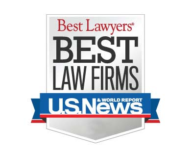 Essex Richards Law firm attorneys North Carolina Best Lawyers Best Law Firms U.S. News & World Report logo