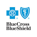 BlueCross BlueShield insurance company logo