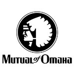 Mutual of Omaha insurance company logo