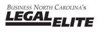 Essex Richards cards Law firm attorneys North Carolina Legal Elite logo