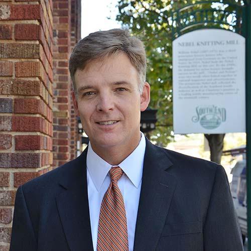 Essex Richards Law firm attorneys North Carolina Robert Blair Jr